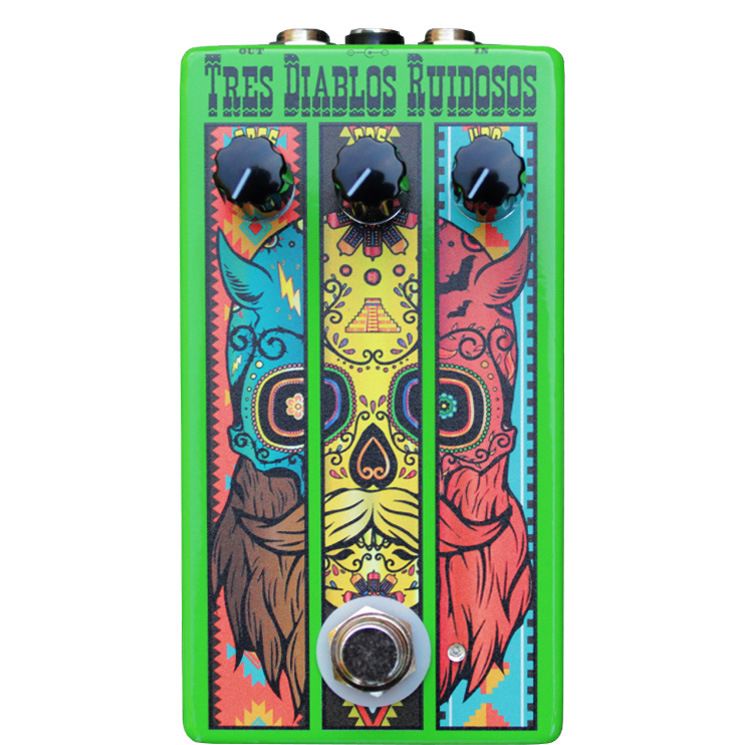 Black Arts Toneworks Tres Diablos Ruidosos
