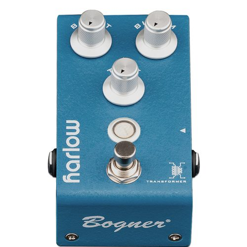 Bogner Harlow V2 - front top view