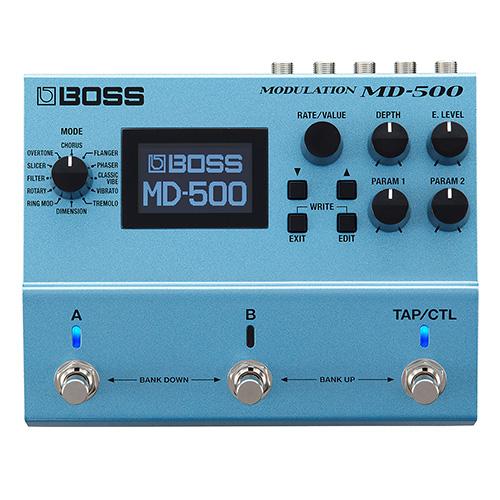 Boss MD-500 Modulation