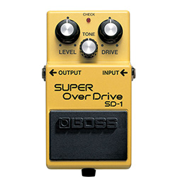 Boss SD-1 Super Overdrive