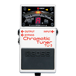 Boss TU-3 Chromatic Tuner