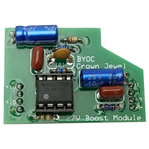 BYOC Crown Jewel 27V Boost Module