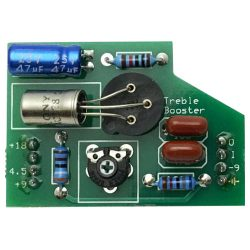 BYOC Germanium Treble Booster Module