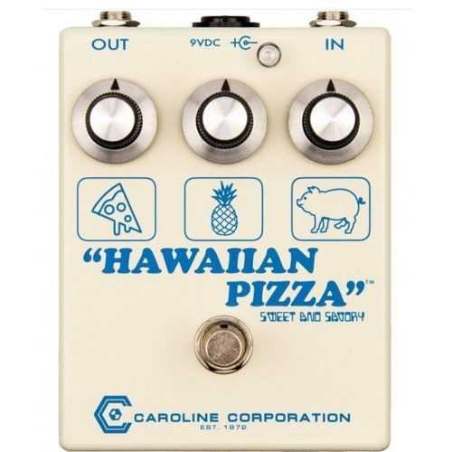 Caroline Guitar Co. Hawaiian Pizza