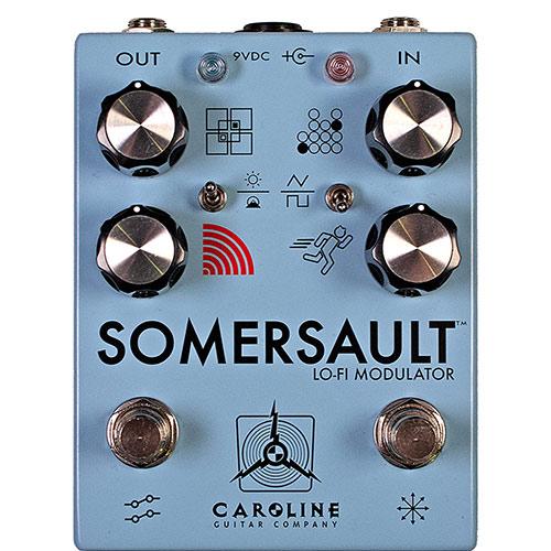 Caroline Guitar Company Somersault