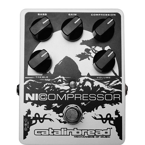 Catalinbread Nicompressor White Soft Pearl