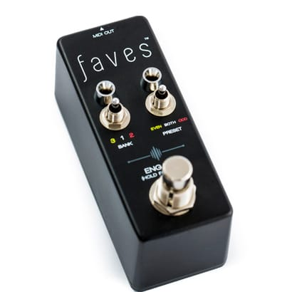 Chase Bliss Audio Faves