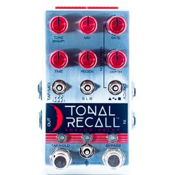 Chase Bliss Audio Tonal Recall Red Knob Mod