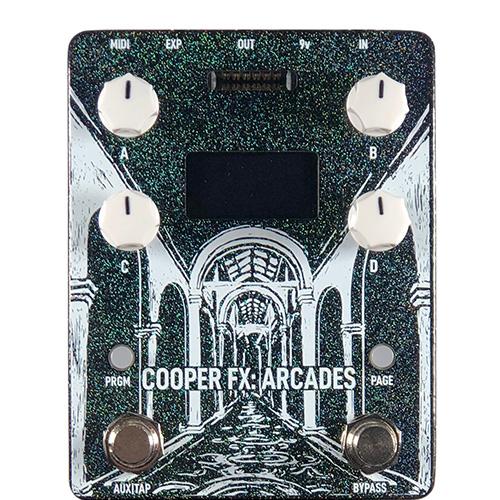 Cooper FX Arcades