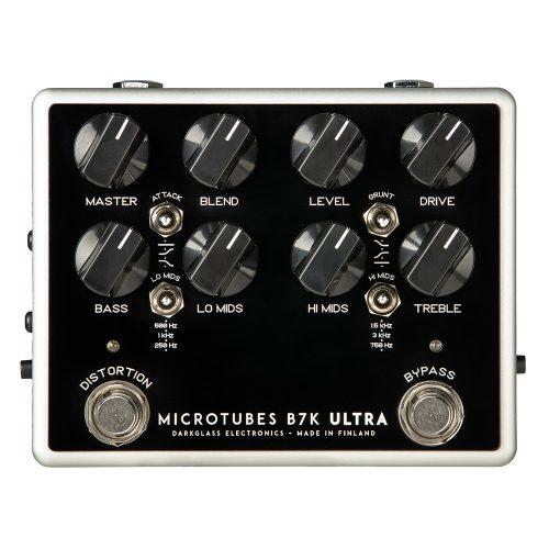 Darkglass Electronics Microtubes B7K Ultra V2 AUX