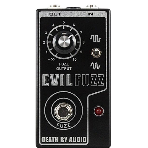 Death By Audio Evil Fuzz, limited edition