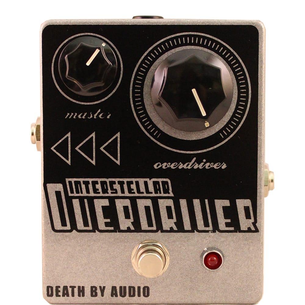 death by audio interstellar overdriver. Black Bedroom Furniture Sets. Home Design Ideas