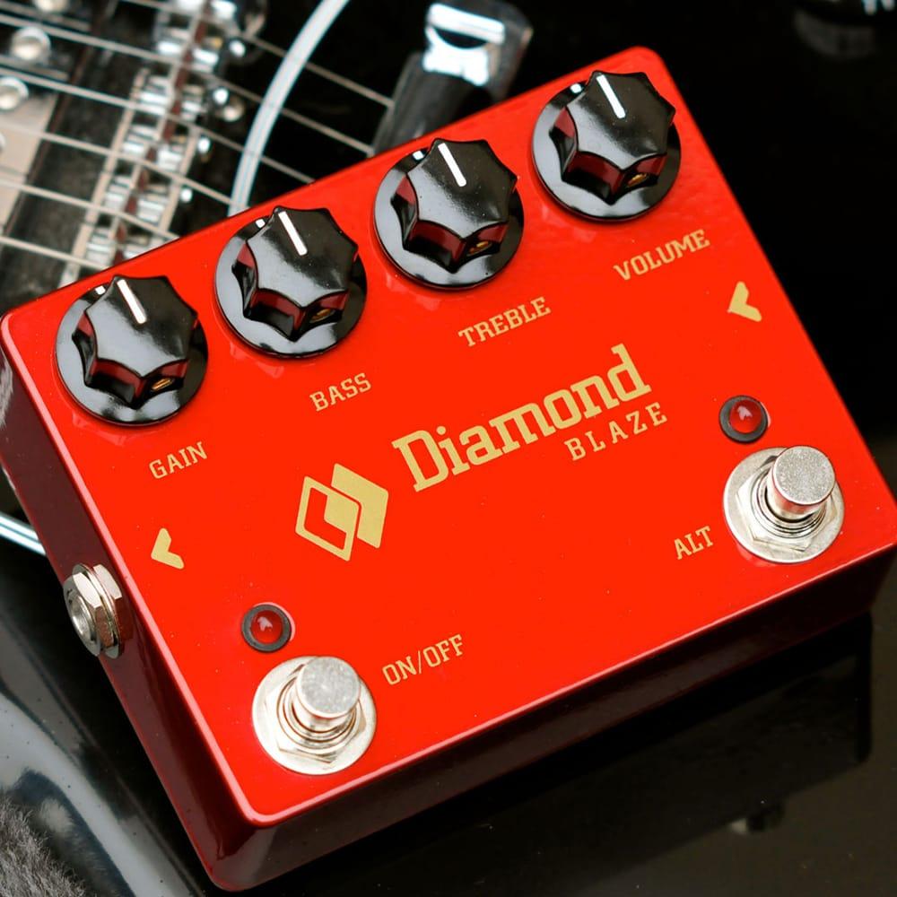 Diamond Blaze