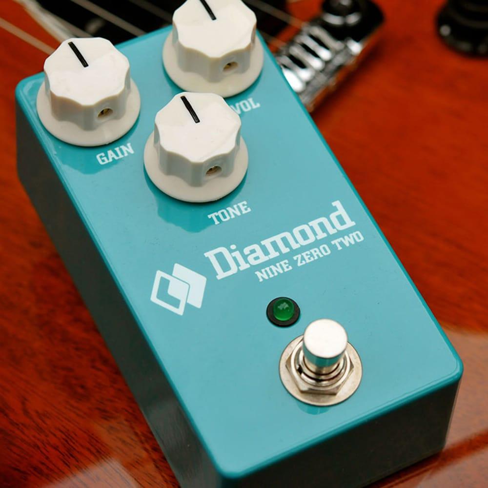 Diamond Pedals - effektpedaler.dk
