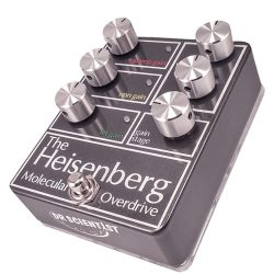 Dr. Scientist The Heisenberg Molecular Overdrive