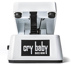 Dunlop Cry Baby Mini Bass Wah