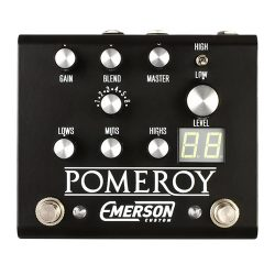 Emerson Custom Pomeroy Black