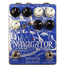 Emma Electronic Navigator