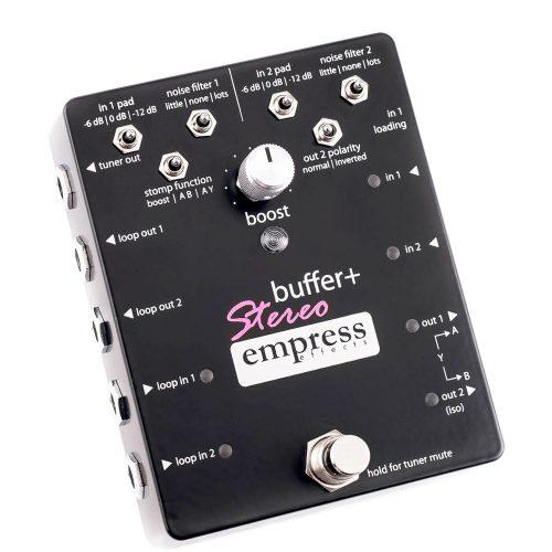 Empress Effects Buffer+ Stereo