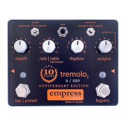 Empress Effects Tremolo2 10th Anniversary Edition