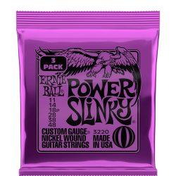 Ernie Ball Power Slinky 11-48 (3 pack)