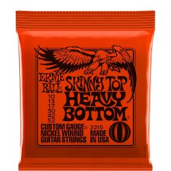 Ernie Ball Skinny Top Heavy Bottom 10-52