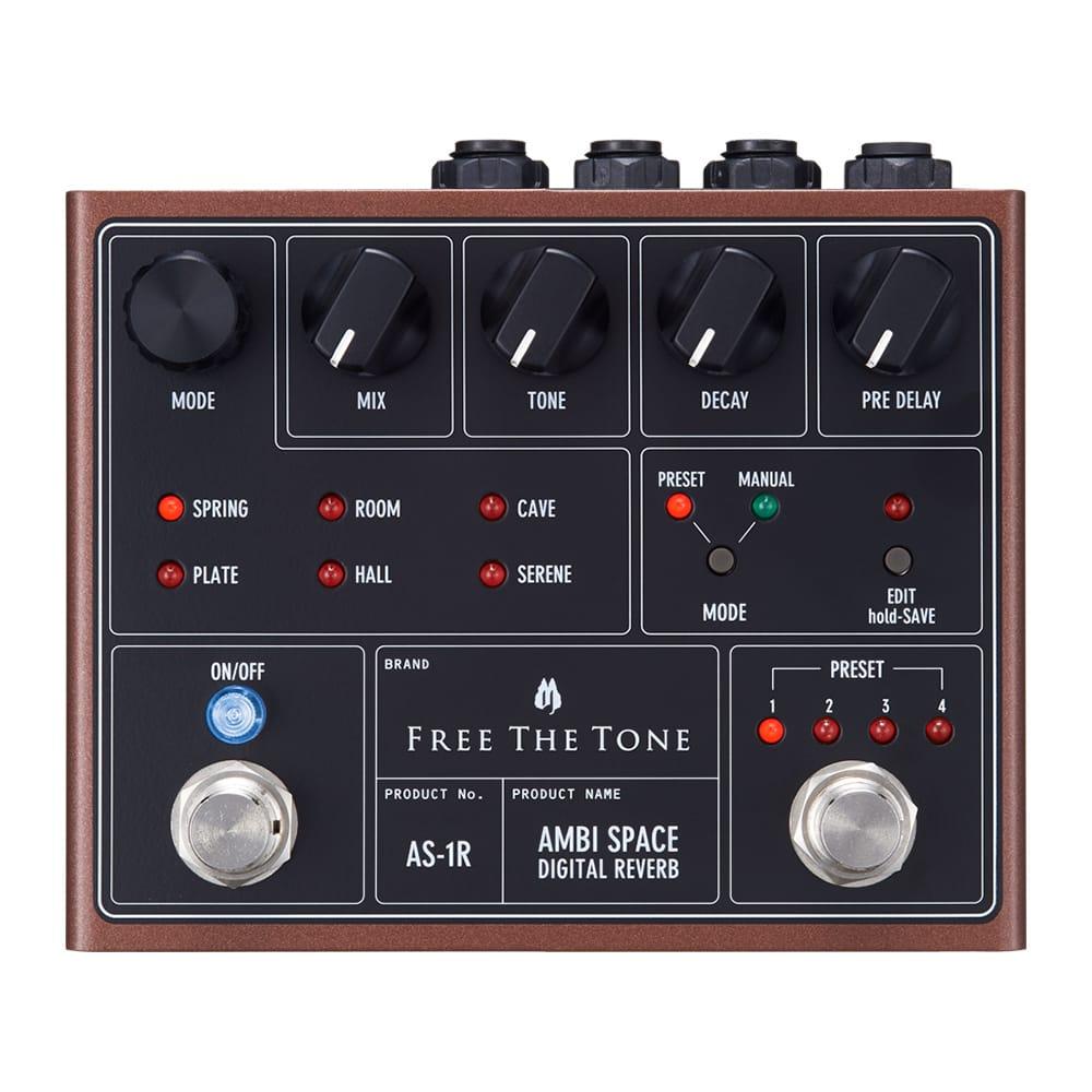 Free The Tone Ambi Space