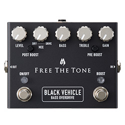 Free The Tone Black Vehicle BV-1V