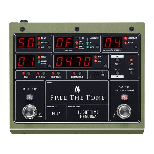 Free The Tone Flight Time FT-2Y