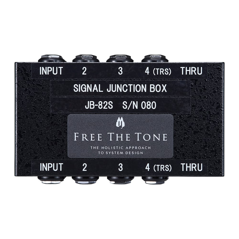 Free The Tone JB-82S Signal Junction Box