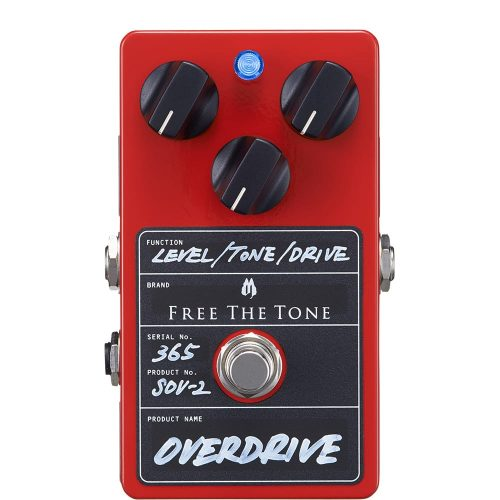 Free The Tone SOV-2 Overdrive
