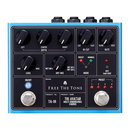 Free The Tone Tri Avatar Multidimensional Chorus TA-1H