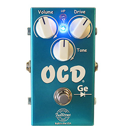 Fulltone CS-OCD-Ge Custom Shop