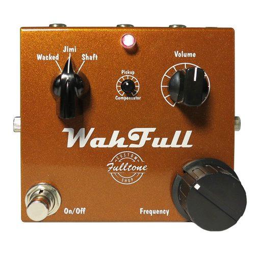 Fulltone WahFull Custom Shop