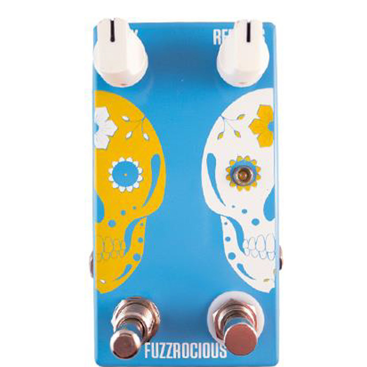 Fuzzrocious Pedals Afterlife V2