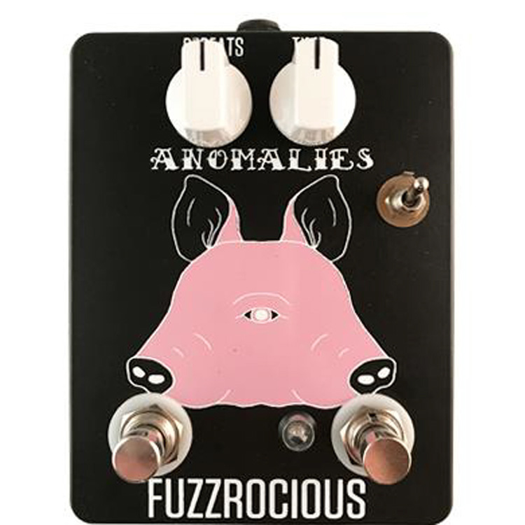 Fuzzrocious Pedals Anomalies