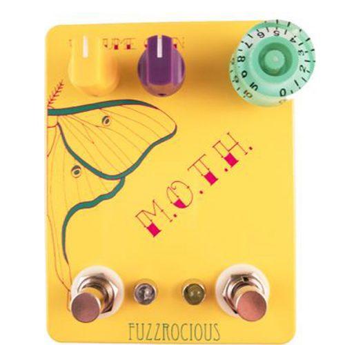 Fuzzrocious Pedals M.O.T.H.