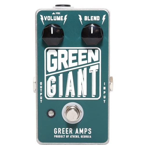 Greer Amps Green Giant