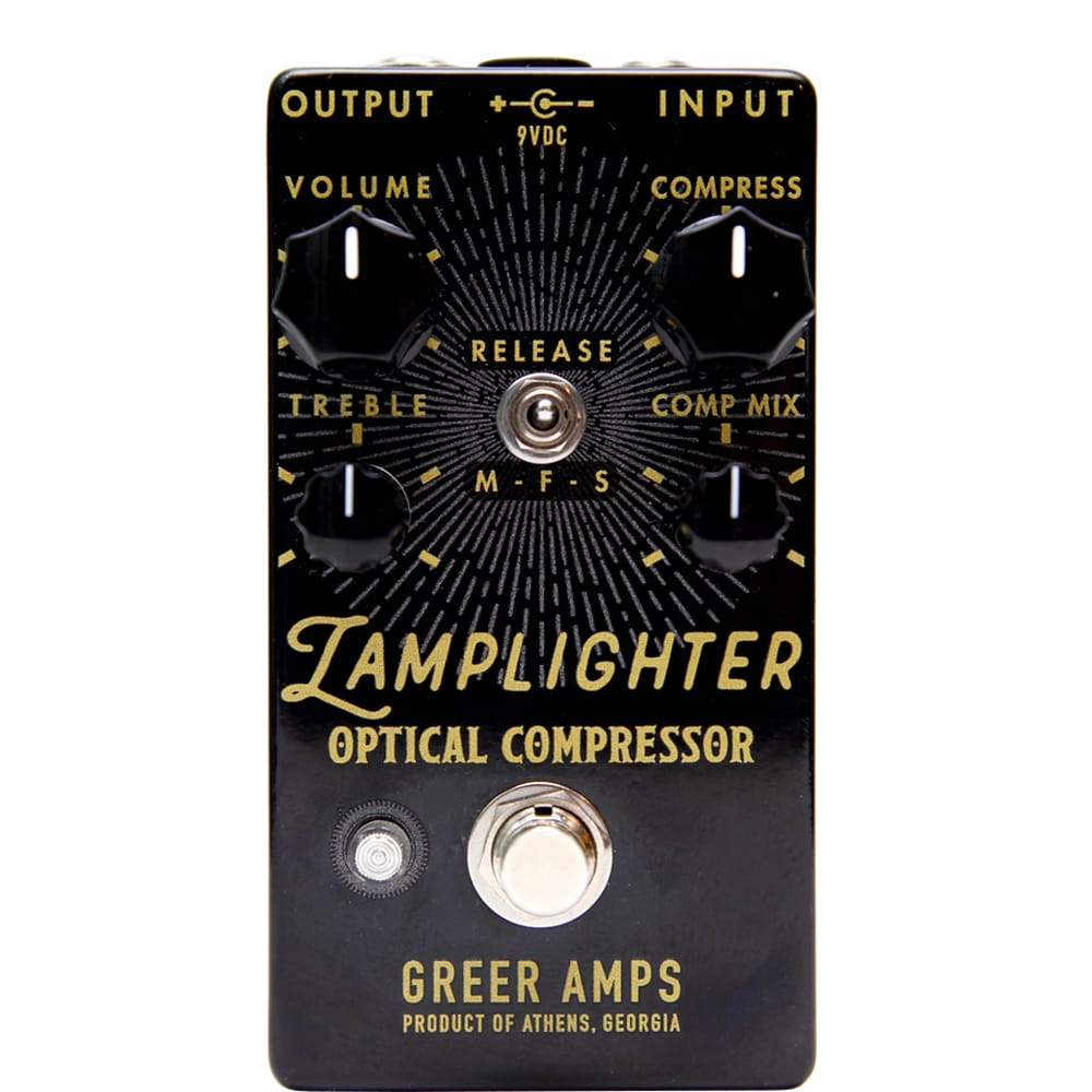 Greer Amps Lamplighter