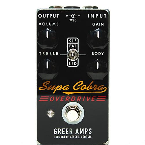 Greer Amps Supa Cobra