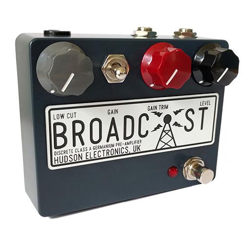 Hudson Electronics Broadcast