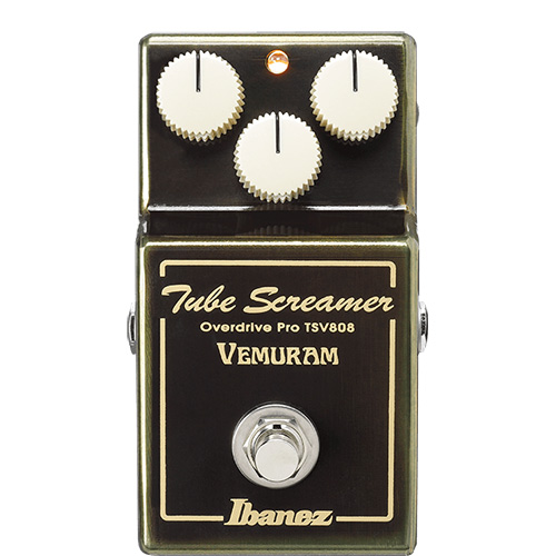Ibanez TSV808 Vemuram TubeScreamer