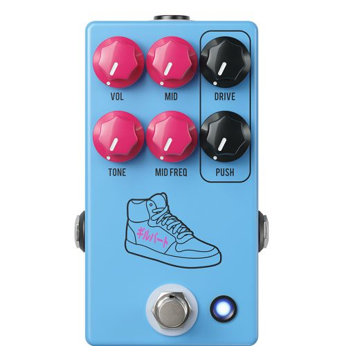 JHS Pedals Paul Gilbert PG-14 Distortion