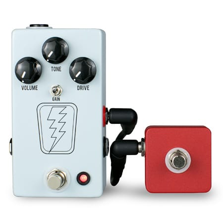 JHS Pedals SuperBolt V2 & Red Remote