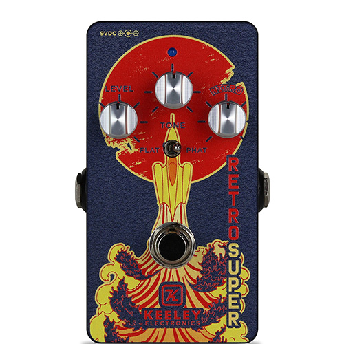 Keeley Retro Super Germanium Phat Mod