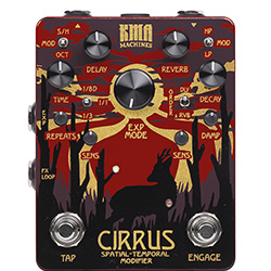 KMA Audio Machines Cirrus Delay & Reverb