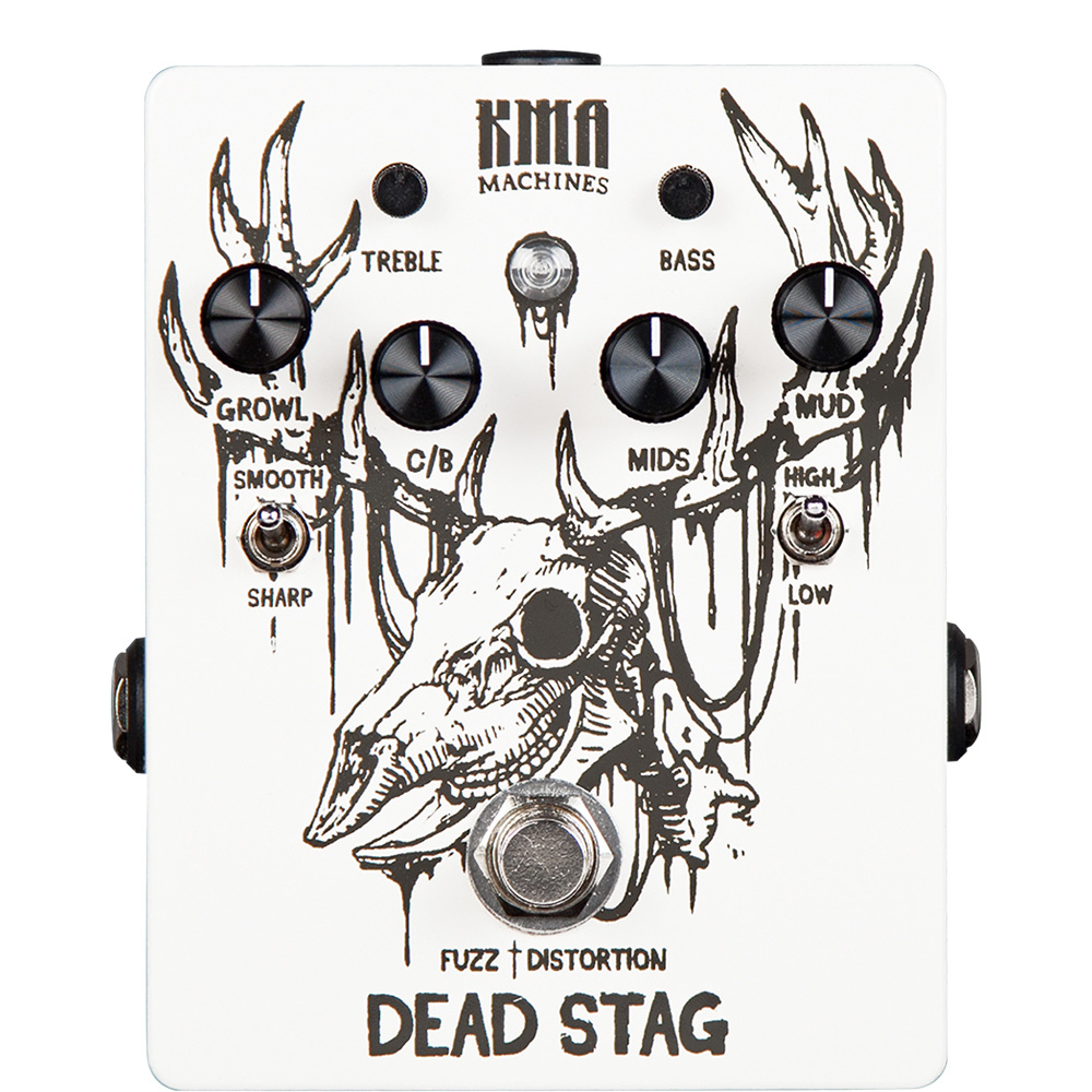 KMA Audio Machines Dead Stag