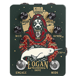 KMA Audio Machines Logan Transcend Drive