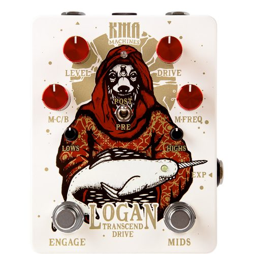 KMA Audio Machines Logan Desert Limited Edition