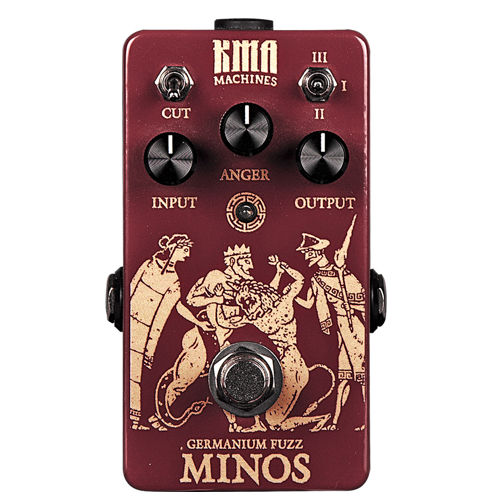 KMA Audio Machines Minos
